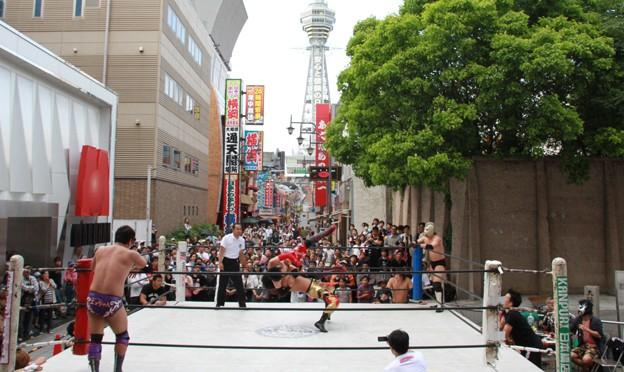 プロレスリング紫焔 新世界大会