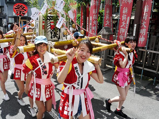 新世界夏祭り
