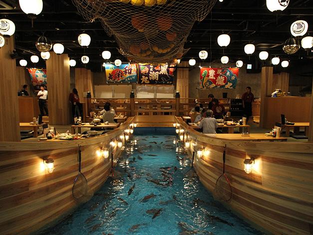 釣船居酒屋「ジャンボ釣船 つり吉」